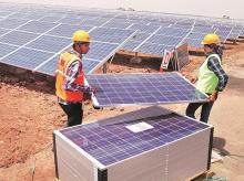 solar, renewable energy