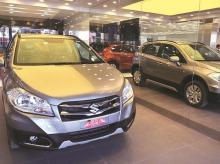 Nifty Auto shrugs off cess hike on large cars, up 1%; analyst bullish