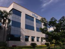 Infosys headquarters in Bengaluru