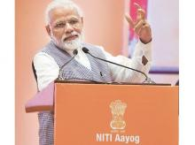 PM Modi asks entrepreneurs to be soldiers of development