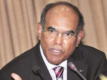 Former Reserve Bank of India governor D Subbarao
