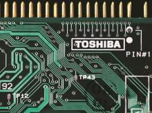 Toshiba Chip
