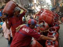 LPG, gas
