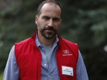 Uber chooses Expedia's head Dara Khosrowshahi as new CEO