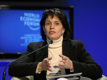 Swiss president Doris Leuthard. Photo courtesy: Wikimedia Commons