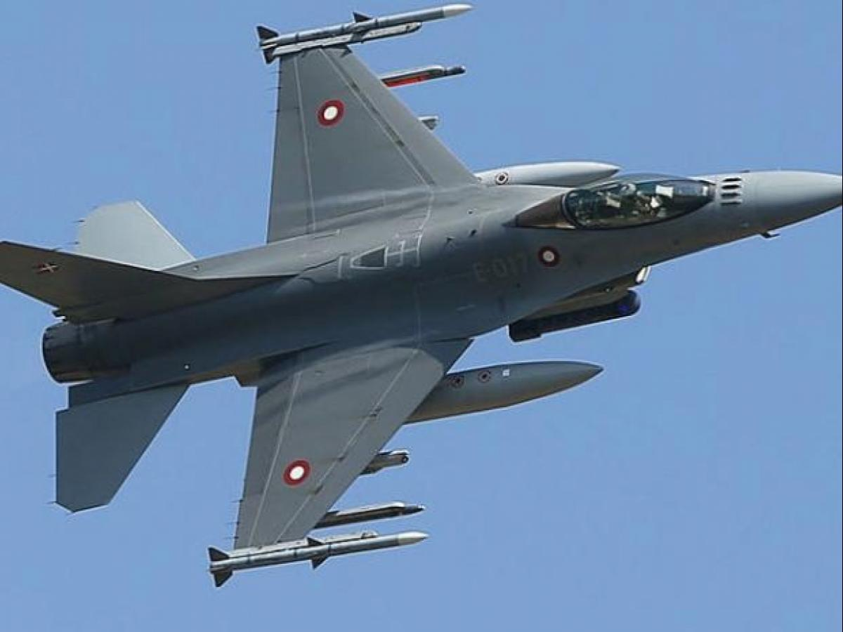 Pakistan indicates F-16 jets might have been used to hit