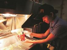 McDonalds asks suppliers to stop dealing with CPRL