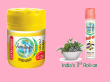 Amrutanjan products.