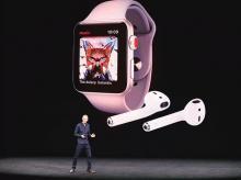 Apple unveils iPhone X with edge-to-edge display