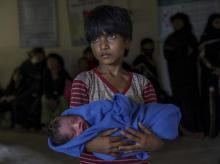 Rohingya Muslims, Rohingya refugees
