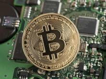 Bitcoin regains some lost ground