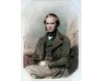 AGELESS: Charles Darwin in the late 1830s. Photo: Wikimedia Commons