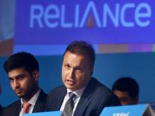 Anil Ambani, Reliance Capital, Anmol Ambani, Reliance