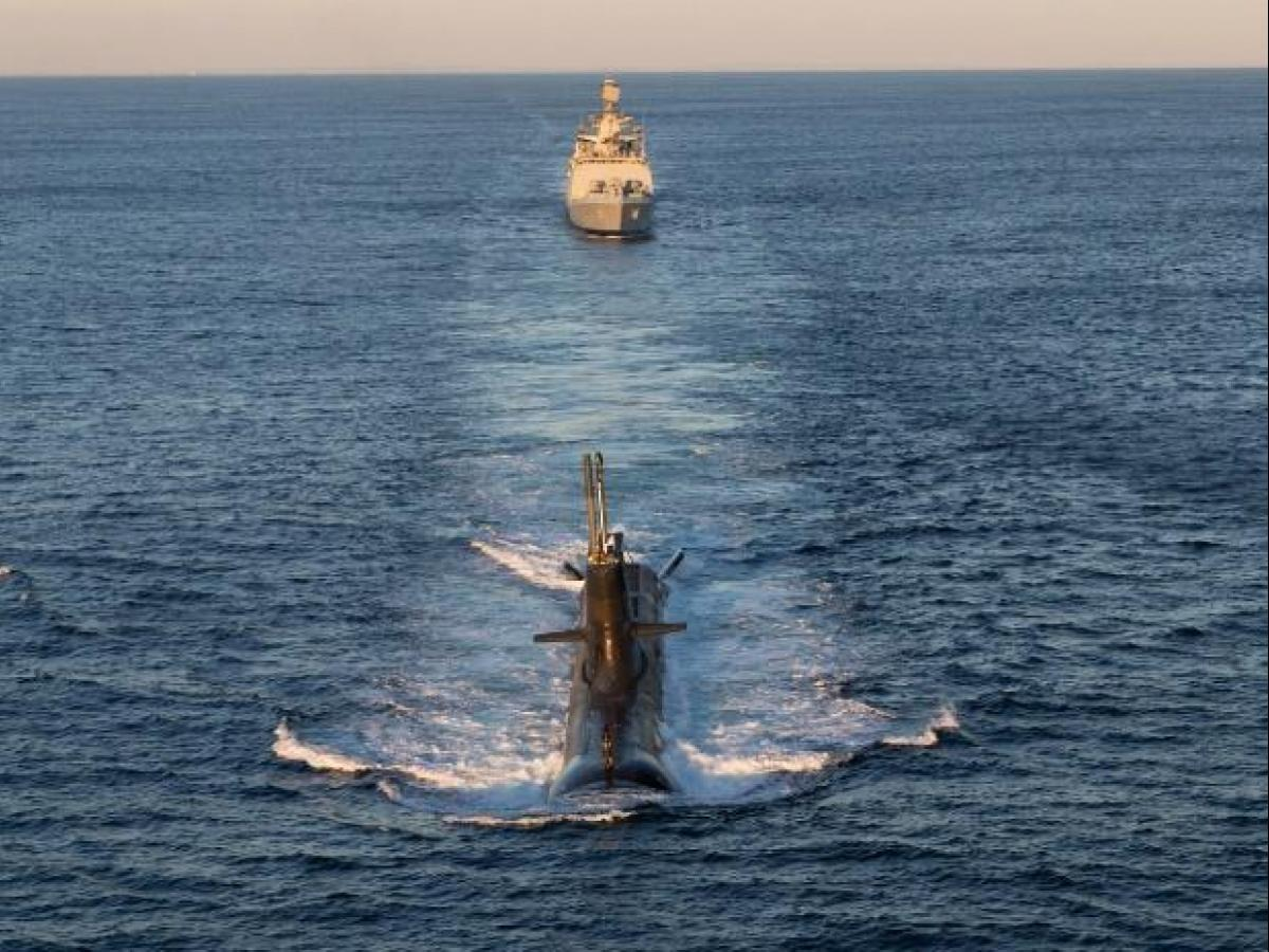 Modi govt asks global warship makers to build new submarines for