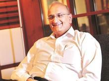 R Dinesh, Managing director, TVS Logistics