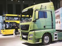 Tata Motors, Ashok Leyland, Volvo Trucks India