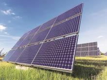 Solar power, Solar energy