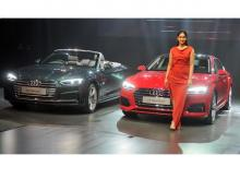 Ileana D'Cruz, Audi A5