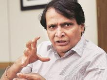 Suresh Prabhu, Commerce and Industry Minister