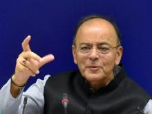 File photo of Union Finance Minister Arun Jaitley. (Photo: PTI)