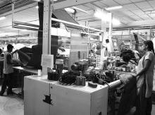 Textile sector, Aparel