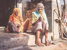 elderly people, aged, ageing population, population in India, demography