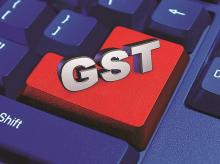 Stocks get a GST push, but suffer weekly loss