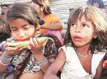 global hunger index, hunger