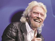 Richard Branson, Virgin Group