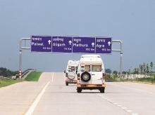 Yamuna Expressway Project