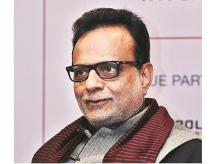 File photo of Hasmukh Adhia