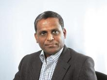 Bhanumurthy B M, president and chief operating officer, Wipro
