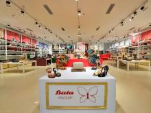 bata store, shoes, footwear, sandals