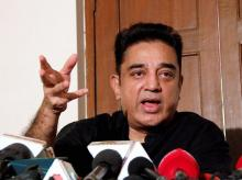 Law, movie world should put stop to usury: Kamal Haasan