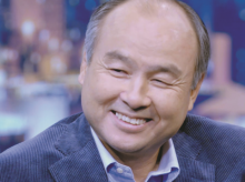 Founder of Softbank, Masayoshi Son