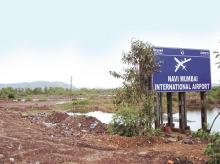 Navi Mumbai airport project