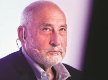 Joseph Stiglitz, Nobel laureate