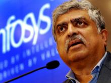 Infosys reports 7% QoQ rise in Q2 net profit at Rs 3,726 crore; lowers FY18 growth guidance
