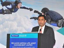File photo of Sundeep Sikka, ED & CEO, Reliance Nippon Life Asset Management in Mumbai (Photo: Kamlesh Pednekar)