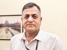 Finance Secretary Ashok Lavasa