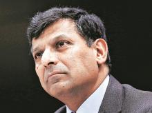 Former Reserve Bank of India (RBI) governor Raghuram Rajan.