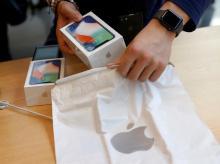 Apple, iPhone X, iPhones
