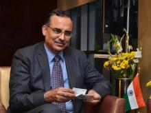 IOCL Chairman Sanjiv Singh