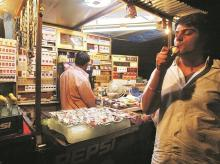 Tobacco and betel shops contribute 7-10% of total FMCG turnover in the country and account for 65-75% of cigarette sale volume