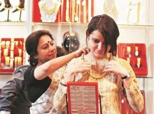 Gold imports may fall 25% in October -December