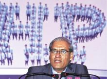 Oil prices to remain at $57-65 a barrel for some time: HPCL CMD M K Surana