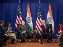 Modi, Trump, ASEAN