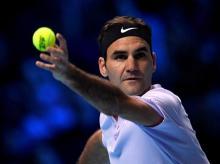 File photo of Roger Federer