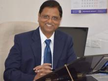 Economic Affairs Secretary SUBHASH GARG
