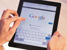 New 'donate' button for US non-profits on Google Search